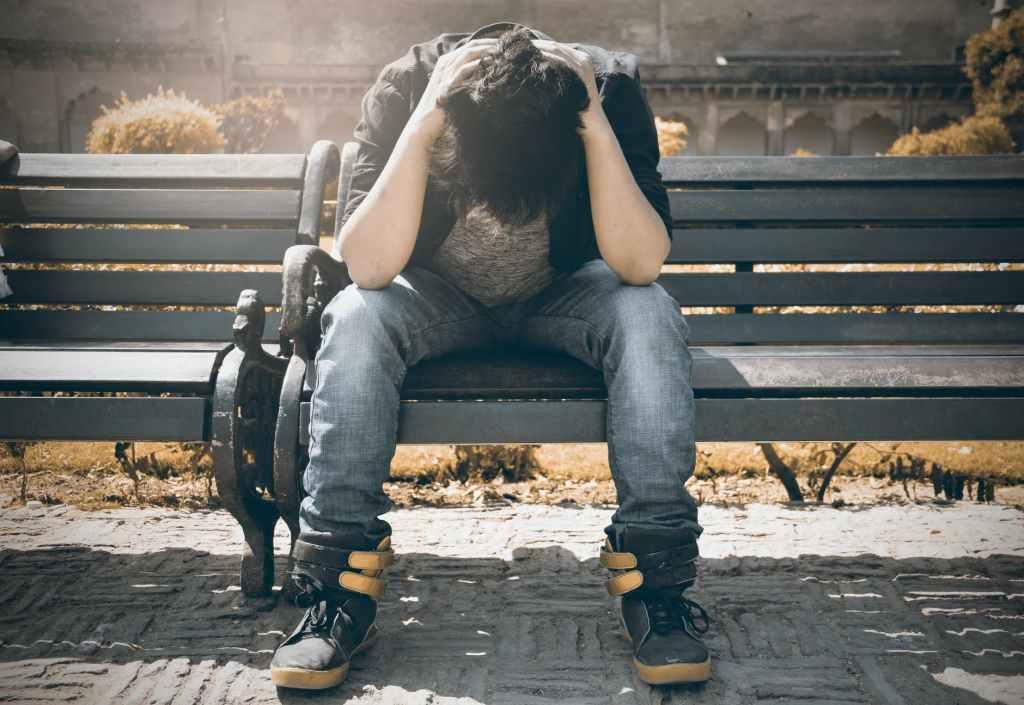 Depresyondaki adam