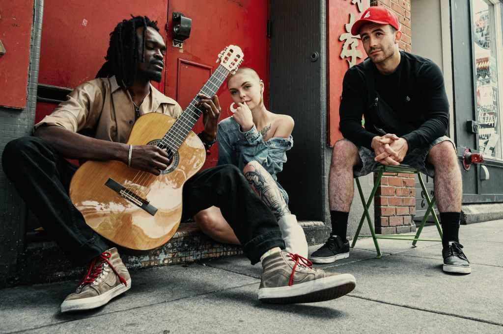 Müzisyen arkadaşlar